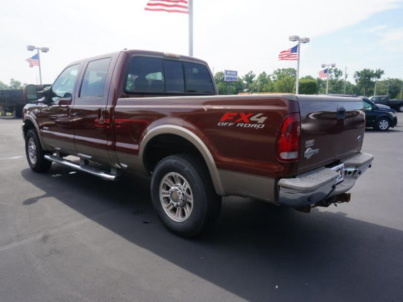 2007 Ford F-250 Super Duty for sale at Plainfield Auto Sales in Plainfield IN