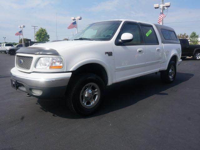 2001 Ford F-150 for sale at Plainfield Auto Sales in Plainfield IN