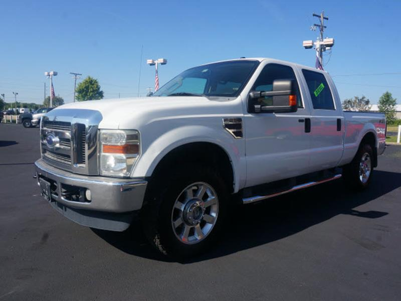 2009 Ford F-250 Super Duty for sale at Plainfield Auto Sales in Plainfield IN