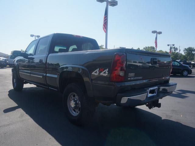 2003 Chevrolet Silverado 2500HD for sale at Plainfield Auto Sales in Plainfield IN