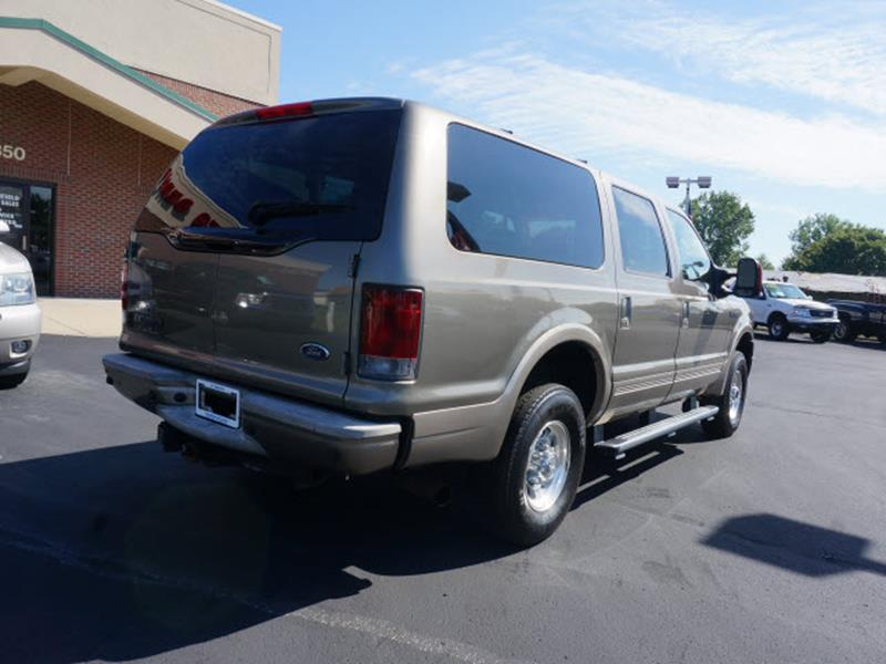 2005 Ford Excursion for sale at Plainfield Auto Sales in Plainfield IN