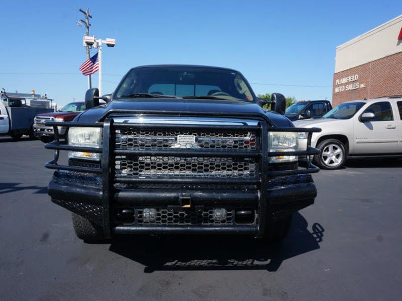 2005 Ford F-250 Super Duty for sale at Plainfield Auto Sales in Plainfield IN