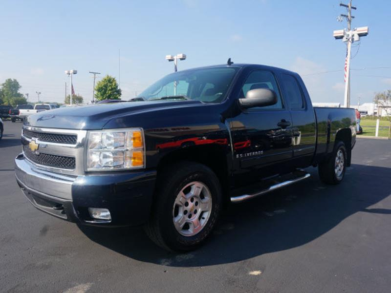 2008 Chevrolet Silverado 1500 for sale at Plainfield Auto Sales in Plainfield IN