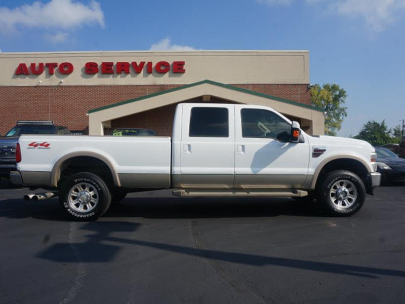 2009 Ford F-350 Super Duty for sale at Plainfield Auto Sales in Plainfield IN