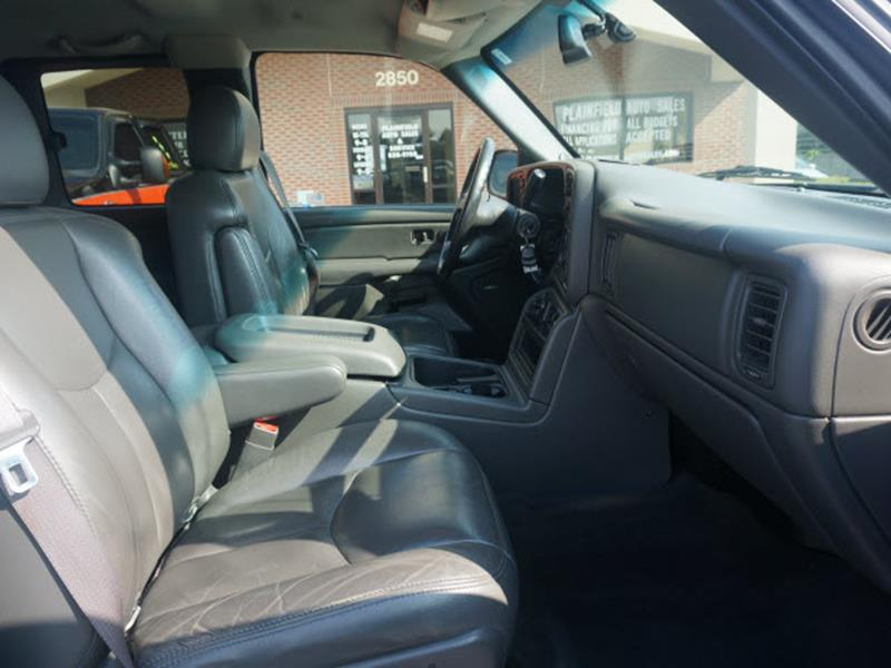 2004 Chevrolet Silverado 1500 for sale at Plainfield Auto Sales in Plainfield IN