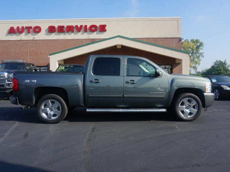 2011 Chevrolet Silverado 1500 for sale at Plainfield Auto Sales in Plainfield IN