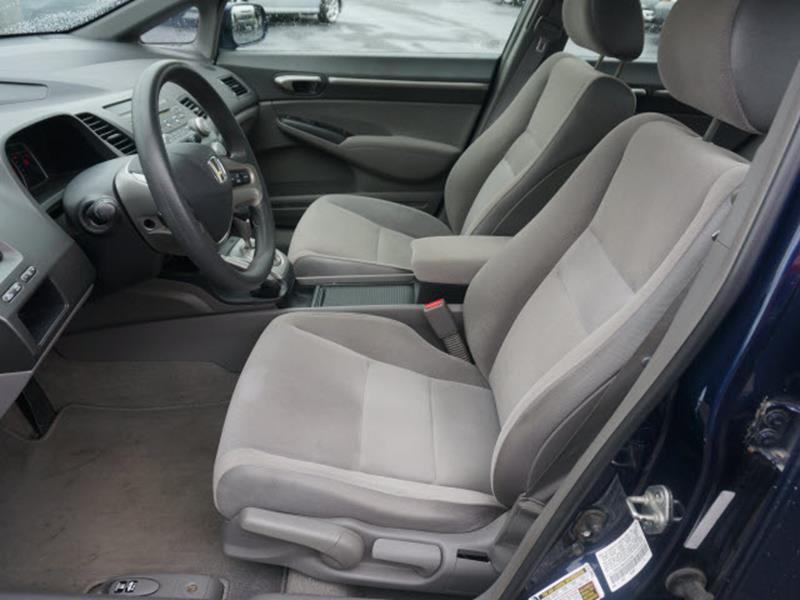 2007 Honda Civic for sale at Plainfield Auto Sales in Plainfield IN