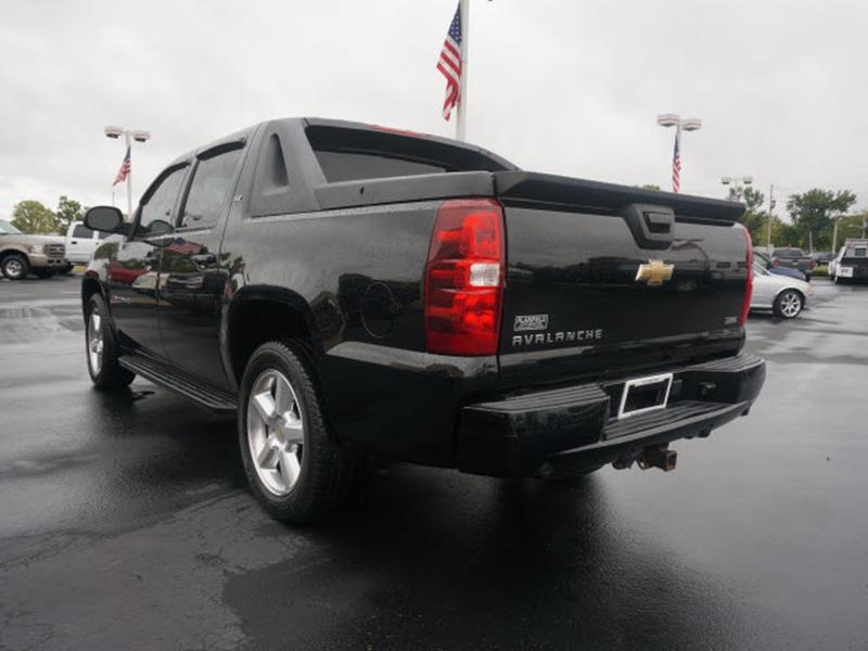 2008 Chevrolet Avalanche for sale at Plainfield Auto Sales in Plainfield IN