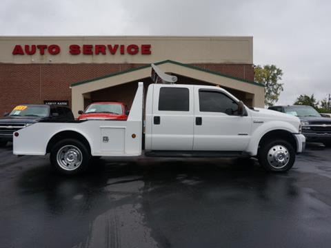 2006 Ford F-450 for sale in Plainfield, IN