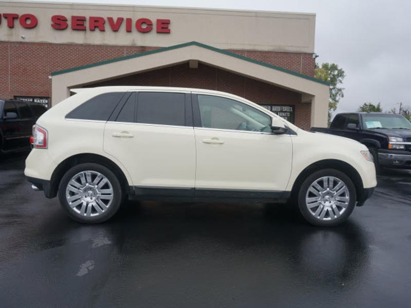 2008 Ford Edge for sale at Plainfield Auto Sales in Plainfield IN