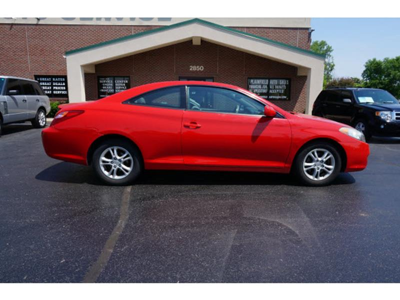 2004 Toyota Camry Solara for sale at Plainfield Auto Sales in Plainfield IN