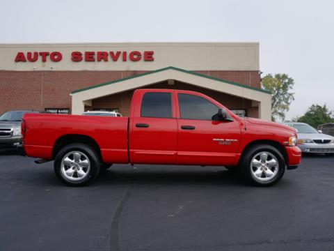 2004 Dodge Ram Pickup 1500 for sale in Plainfield, IN