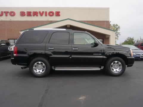 2005 Cadillac Escalade for sale at Plainfield Auto Sales in Plainfield IN