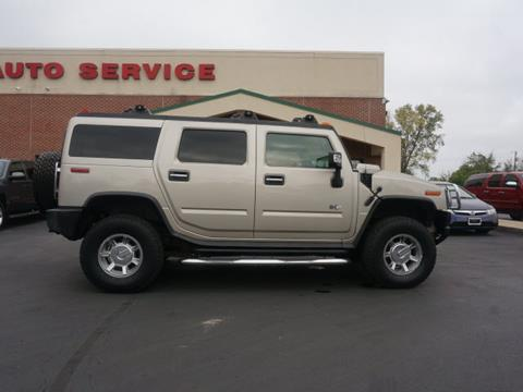 2006 HUMMER H2 for sale at Plainfield Auto Sales in Plainfield IN