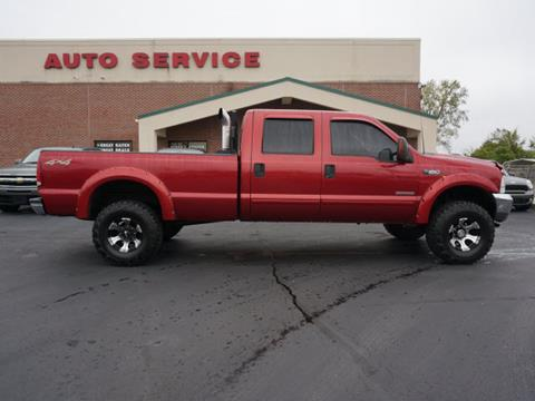 2003 Ford F-350 Super Duty for sale at Plainfield Auto Sales in Plainfield IN