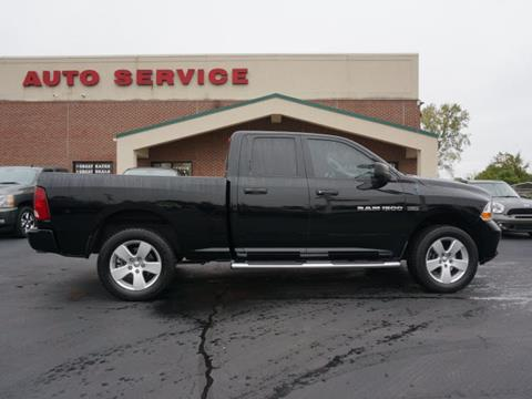 2012 RAM Ram Pickup 1500 for sale at Plainfield Auto Sales in Plainfield IN
