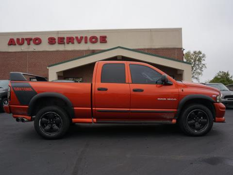 2005 Dodge Ram Pickup 1500 for sale in Plainfield, IN