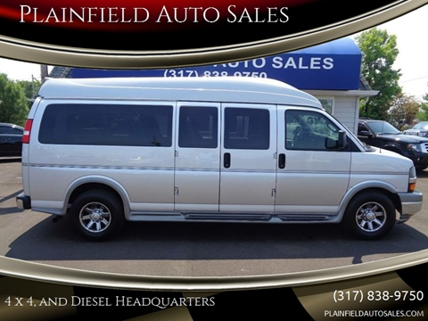 2016 Chevrolet Express Cargo for sale in Plainfield, IN