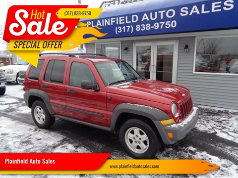 2006 Jeep Liberty for sale in Plainfield, IN