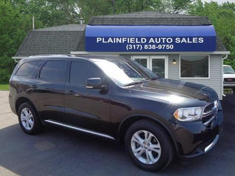 2011 Dodge Durango Crew for sale at Plainfield Auto Sales in Plainfield IN