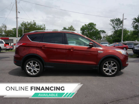 2014 Ford Escape for sale at Plainfield Auto Sales in Plainfield IN