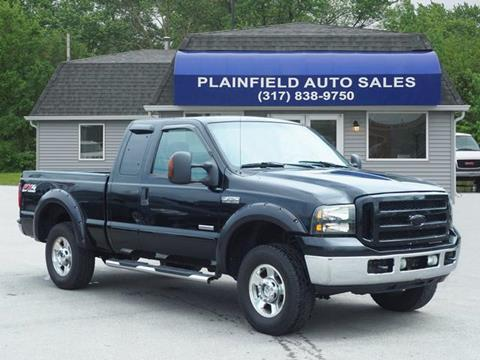 2007 Ford F-250 Super Duty for sale in Plainfield, IN