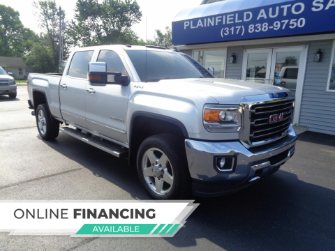 2015 GMC Sierra 2500HD for sale at Plainfield Auto Sales in Plainfield IN