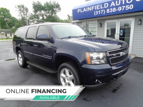 2008 Chevrolet Suburban for sale at Plainfield Auto Sales in Plainfield IN