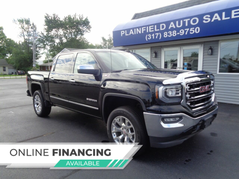 2016 GMC Sierra 1500 for sale at Plainfield Auto Sales in Plainfield IN