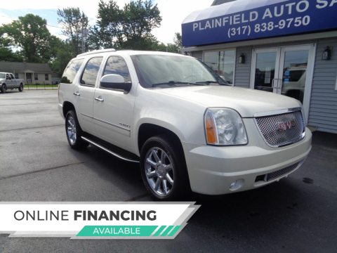 2011 GMC Yukon for sale at Plainfield Auto Sales in Plainfield IN