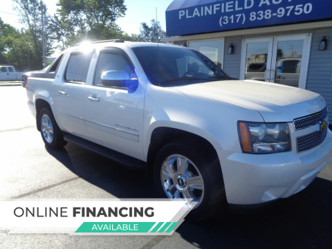2010 Chevrolet Avalanche for sale at Plainfield Auto Sales in Plainfield IN