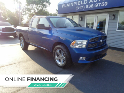 2011 RAM Ram Pickup 1500 for sale at Plainfield Auto Sales in Plainfield IN
