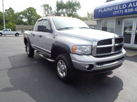 2005 Dodge Ram Pickup 2500 for sale at Plainfield Auto Sales in Plainfield IN