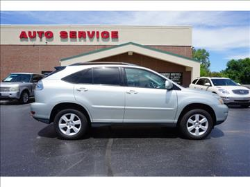 2005 Lexus RX 330 for sale at Plainfield Auto Sales in Plainfield IN