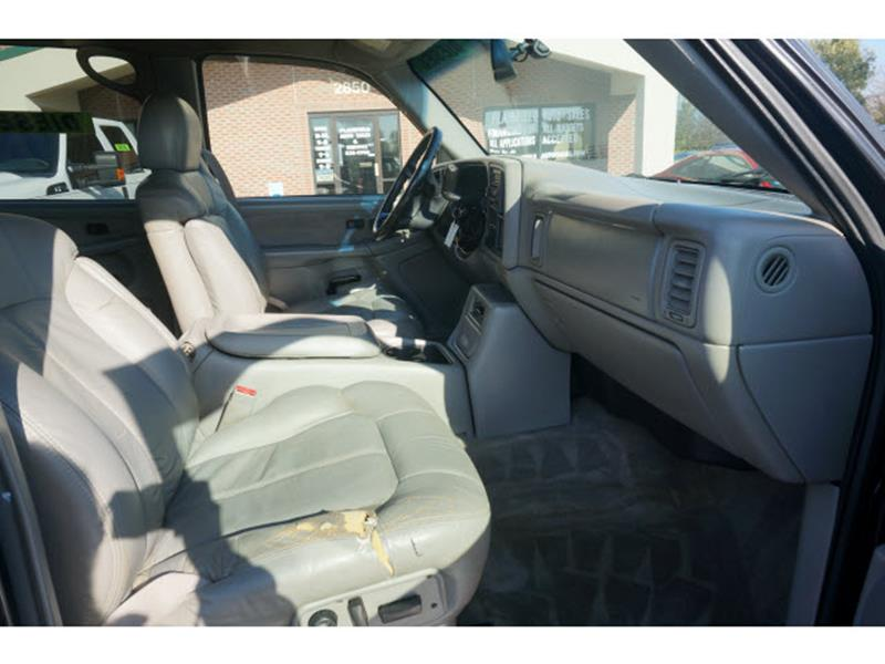 2002 Chevrolet Silverado 3500 for sale at Plainfield Auto Sales in Plainfield IN