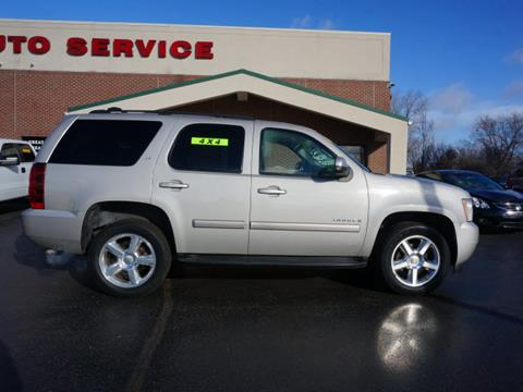 2007 Chevrolet Tahoe for sale at Plainfield Auto Sales in Plainfield IN
