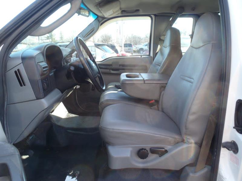 2005 Ford F-250 for sale at Plainfield Auto Sales in Plainfield IN