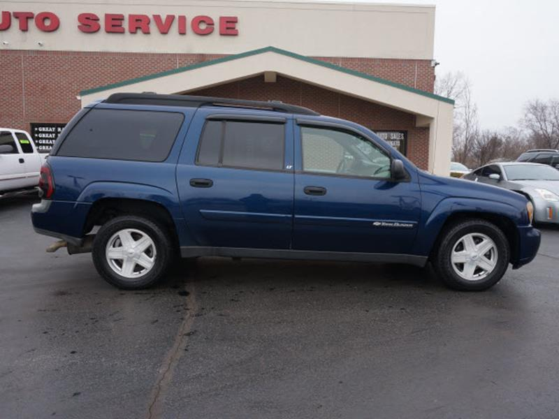 2003 Chevrolet TrailBlazer for sale at Plainfield Auto Sales in Plainfield IN