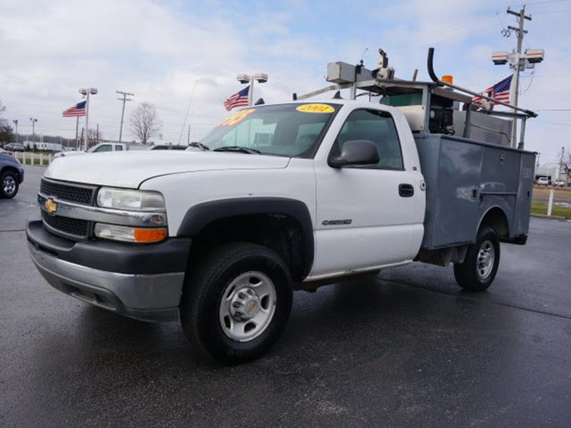 2001 Chevrolet Silverado 2500 for sale at Plainfield Auto Sales in Plainfield IN