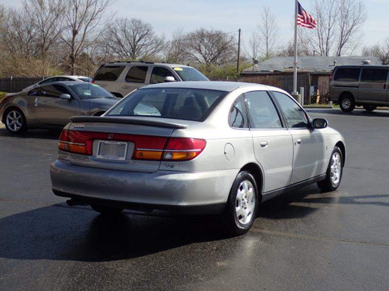 2000 Saturn L-Series for sale at Plainfield Auto Sales in Plainfield IN