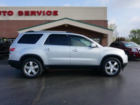 2011 GMC Acadia for sale at Plainfield Auto Sales in Plainfield IN