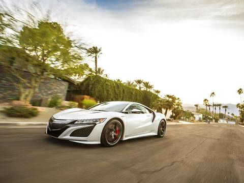 2017 Acura NSX for sale in Brooklyn, NY