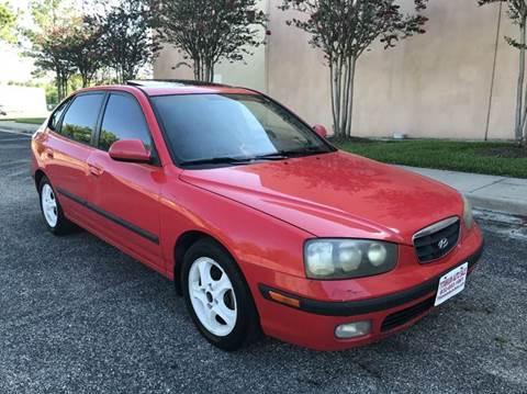 2001 Hyundai Elantra for sale in Houston, TX