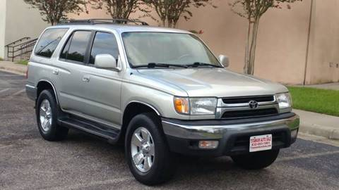 2001 Toyota 4Runner for sale in Houston, TX