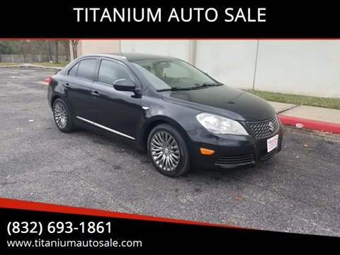 2011 Suzuki Kizashi for sale in Houston, TX