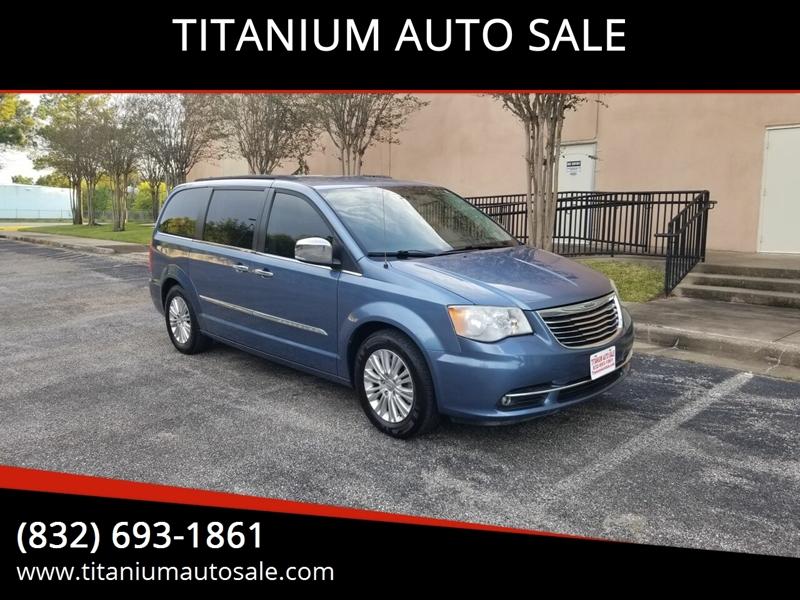 Houston Used Auto Sales >> Titanium Auto Sale Used Cars Houston Tx Dealer