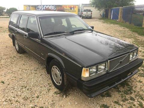 1988 Volvo 740 for sale in Kyle, TX