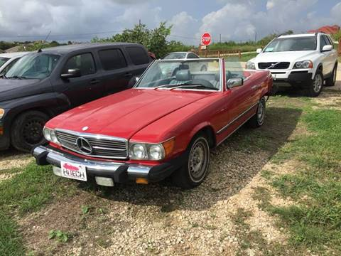 1981 Mercedes-Benz 380-Class for sale in Kyle, TX