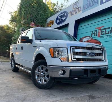 2013 Ford F-150 for sale at Hi-Tech Automotive in Austin TX