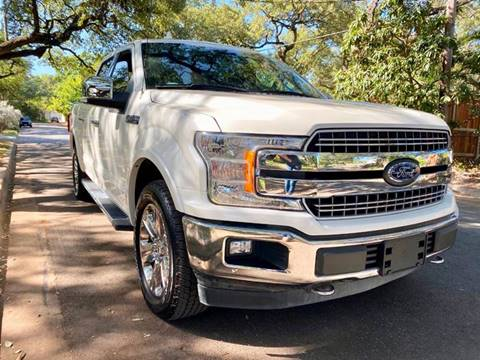 2018 Ford F-150 for sale at Hi-Tech Automotive - Congress in Austin TX